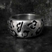 Leopard Pattern Ring
