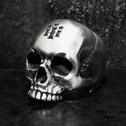 Tokyo Hiro Skull Ring