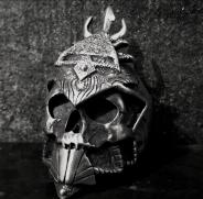 PYRAKRAMAL-7 Skull Ring