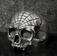 Webbed Skull Ring