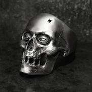 Zombie Skull Ring