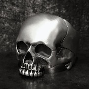 Mr Senegas Skull Ring