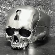 Key Skull Ring
