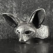 Fennec Fox Ring