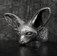 Fennec Fox Ring