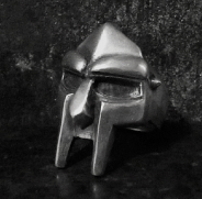 Doom Mask Ring