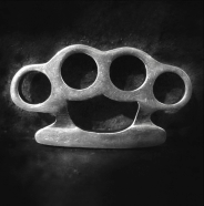 Knuckle Duster Pendant