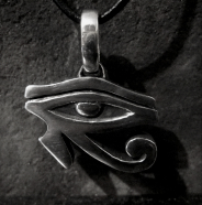 Reversible Eye of Horus Pendant