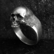 Apparition Skull Ring