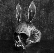 Bunny Skull Ring