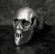 Hannibal Skull Ring