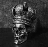 Royal Skull Ring