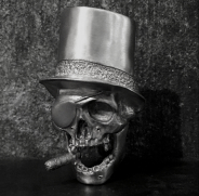 Silkhat Skull Ring