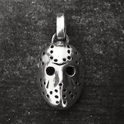 Small Hockey Mask Peandant