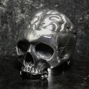 Medical Skull Ring