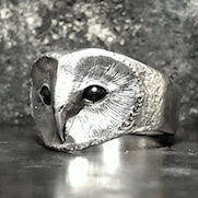 Barn Owl Ring