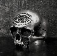 Believe Skull Ring
