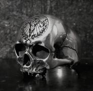Ojo de Venado Skull Ring