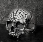 Webbed Skull Ring