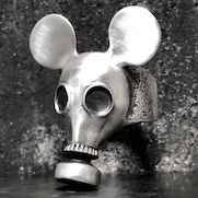 Child Gas Mask Ring