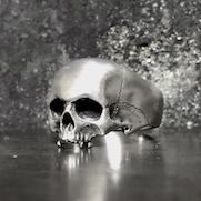 Small Steady Skull Ring