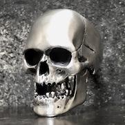 Vanitas Skull Ring