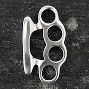 Knuckle Duster Pendant