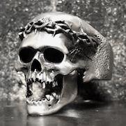 Ibara Skull Ring