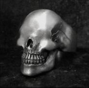 Diabolic Skull Ring