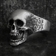 Small Skeleton Ring