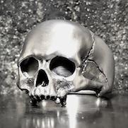10th Anniversary Skull Ring