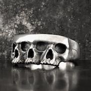 Fused Skull Ring