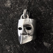 Casanova Mask Pendant