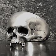 LA TOKIO Skull Ring
